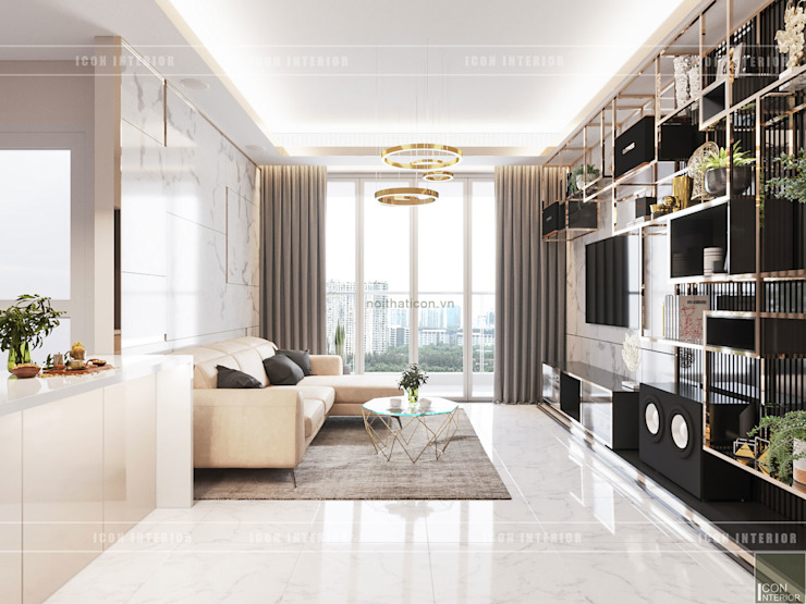 by ICON INTERIOR Modern