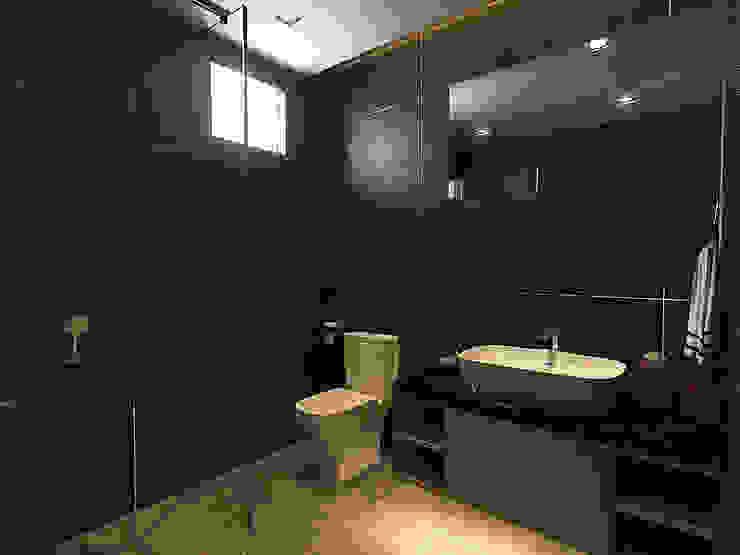 Bathroom Verde Design Lab Modern style bathrooms