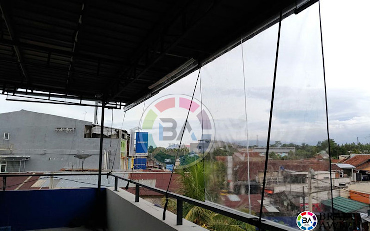Braja Awning & Canopy Balconies, verandas & terraces Accessories & decoration Nhựa Transparent
