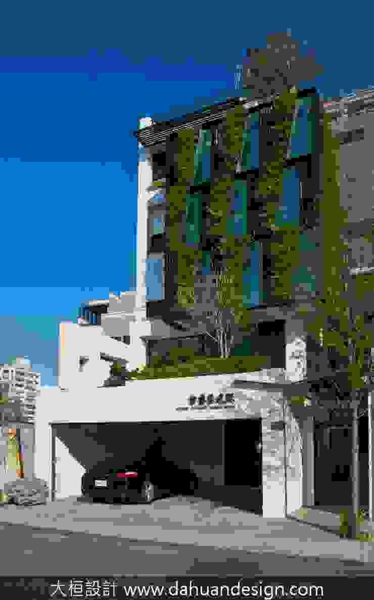 大桓建築設計 | 台中 | 生活館 根據 大桓設計顧問有限公司 現代風 大理石