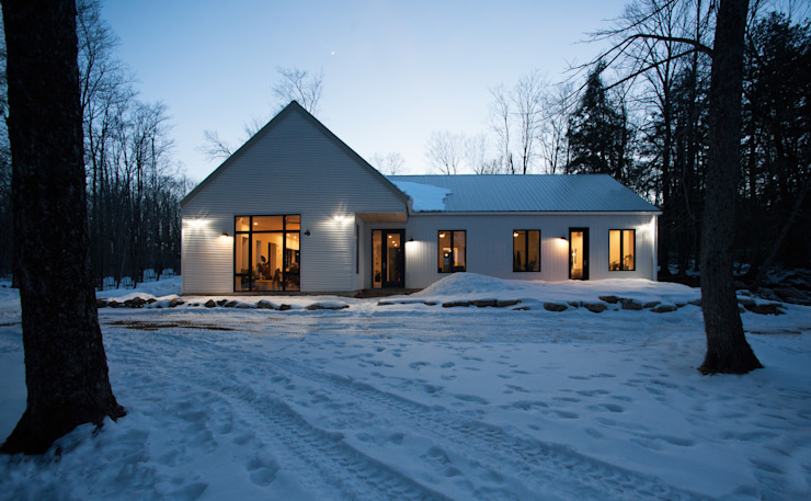 Exterior 2 Solares Architecture Modern houses