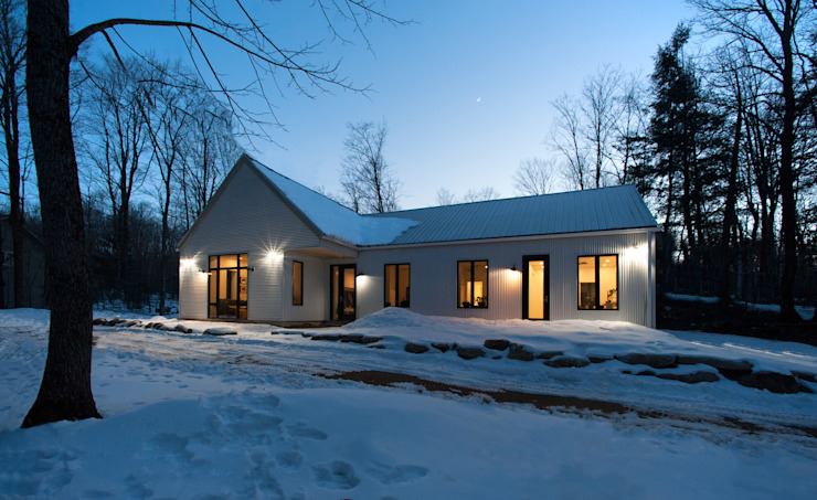 Exterior 3 Solares Architecture Modern houses