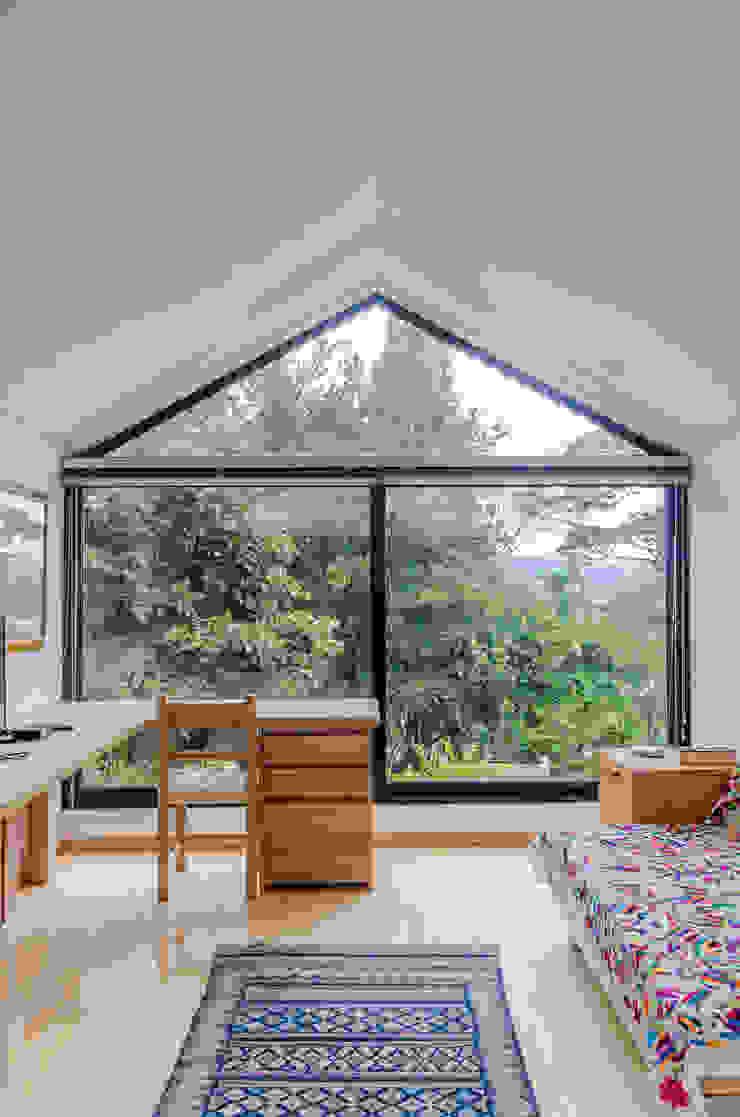 Bureau moderne par ARCE S.A.S Moderne Bambou Vert