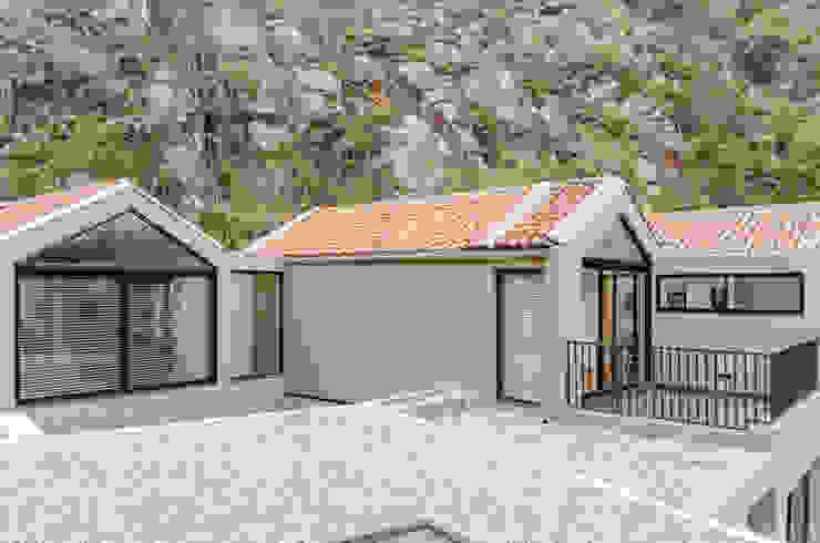 Balcon, Veranda & Terrasse ruraux par ARCE S.A.S Rural