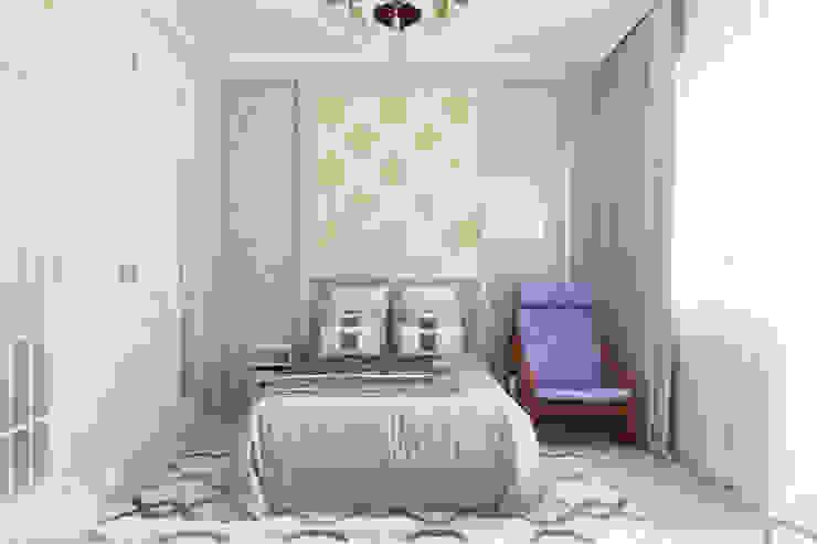 Спальня: Спальни в . Автор – Гузалия Шамсутдинова | KUB STUDIO, Классический