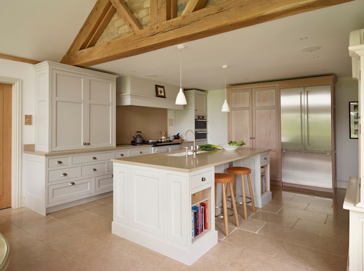 Oxfordshire Country Retreat Teddy Edwards Kitchen