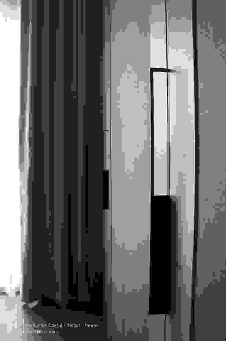 臥室 / bedroom 根據 SECONDstudio 現代風