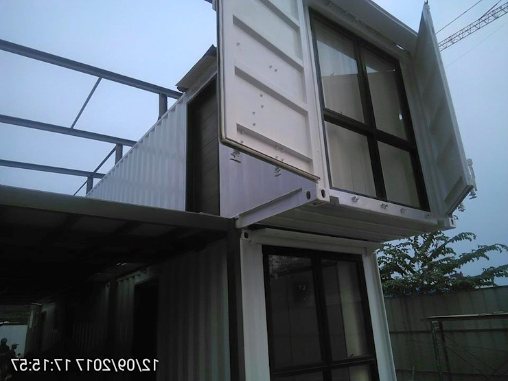 SITE OFFICE Oleh NY project Industrial