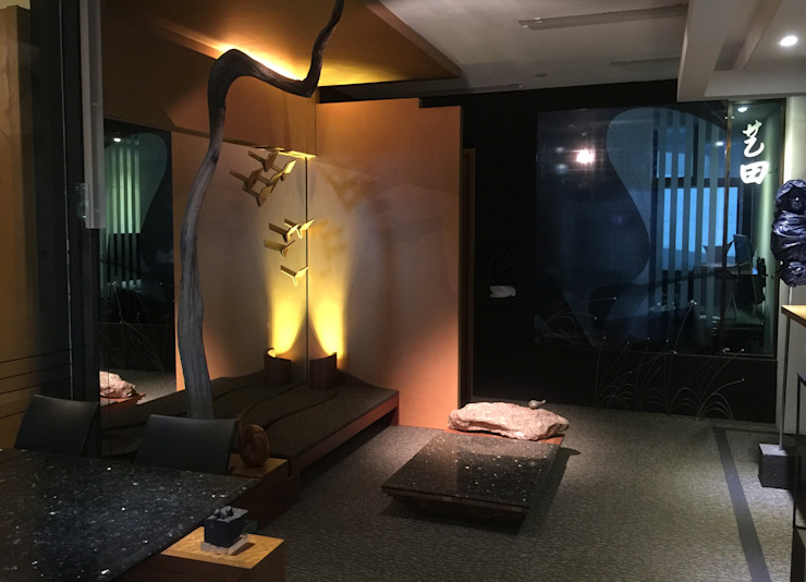 Fine Art Living Modern living room by FINE ART LIVING PTE LTD Modern Wood Wood effect