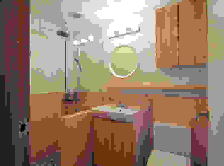 용산구 문배동 지오베르크 (주상복합) 33평 모던스타일 욕실 by 덴보드 모던