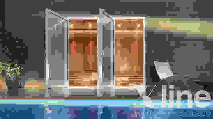 Xline 3D Modern pool