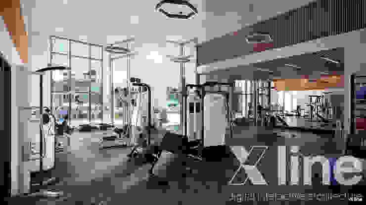 Xline 3D Modern gym