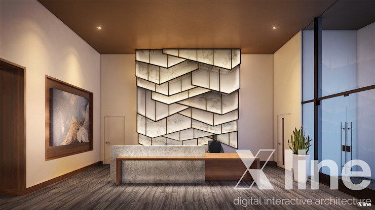 One 88 by Xline 3D by Xline 3D Digital Architecture Modern