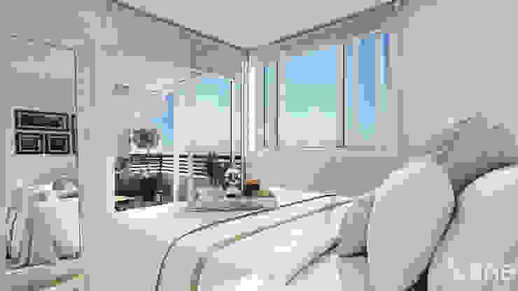 Altos de Puyai by Xline 3D Modern Bedroom by Xline 3D Digital Architecture Modern