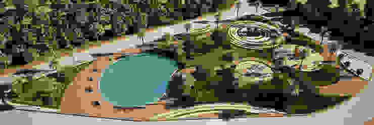 por Mutabile Arquitetura Tropical