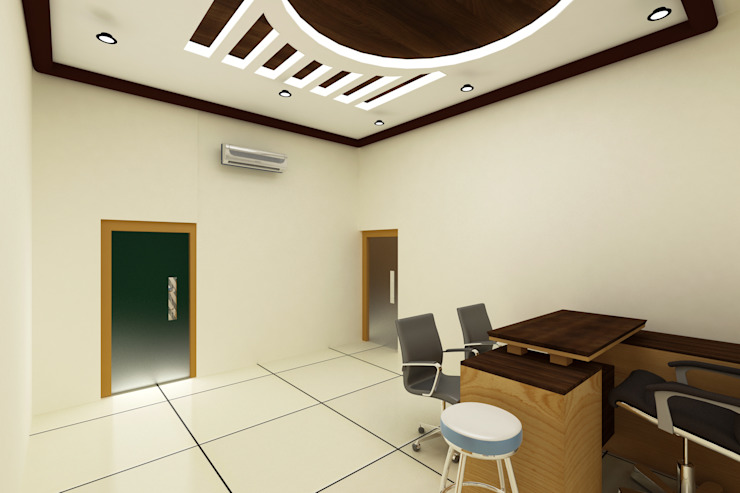 Clinic Desing And Decor   : classic  by Adam Vector creation ,Classic Plywood