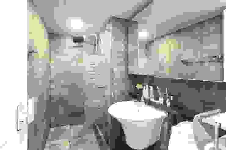 천안 신부동 청광플러스원 APT 인테리어 리모델링(33py) 모던스타일 욕실 by 바나나웍스 모던