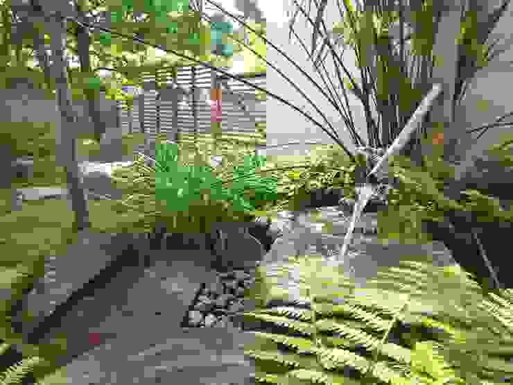 Jardin Zen en un pequeño espacio Jardines Japoneses -- Estudio de Paisajismo Jardines zen
