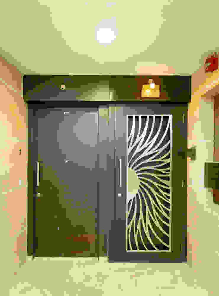 Kandivli Modern style doors by aasha interiors Modern