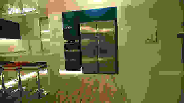 Modern Kitchen by aasha interiors Modern