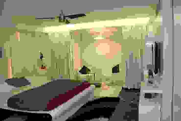 Chugh Villa Innerspace Modern style bedroom