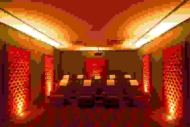 Indra hira bungalow Innerspace Modern media room