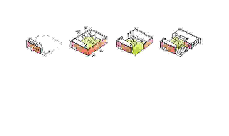 Bedrijfswoning van [delacourt][vanbeek] Industrieel