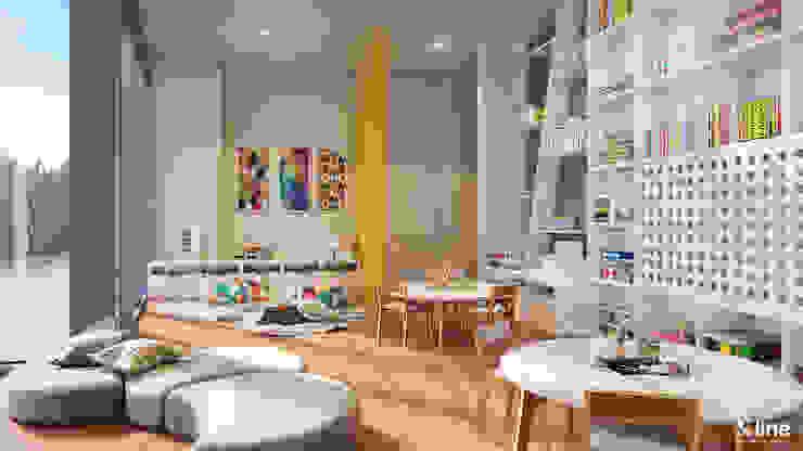 One88 By Bosa Xline chile Dormitorios infantiles de estilo moderno