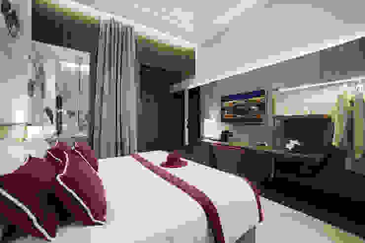 Camera Deluxe Studio Vesce Architettura Hotel moderni