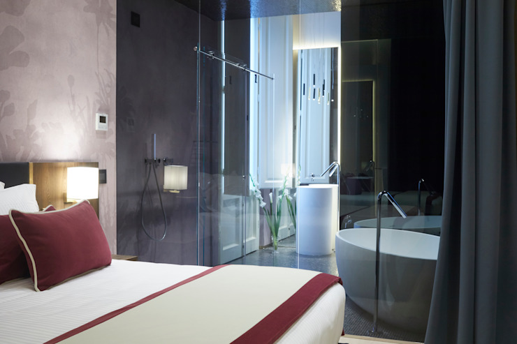 Messori Suites Studio Vesce Architettura Hotel moderni