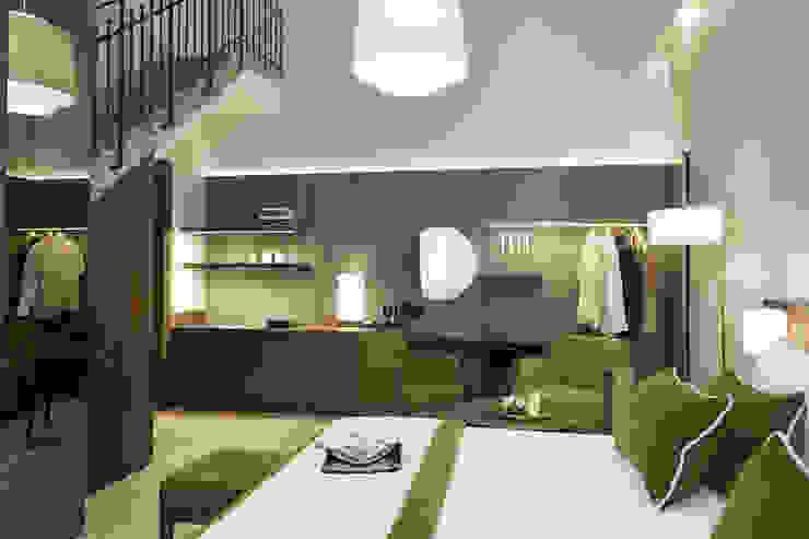 Messori Suites, Junior Suite Studio Vesce Architettura Hotel moderni
