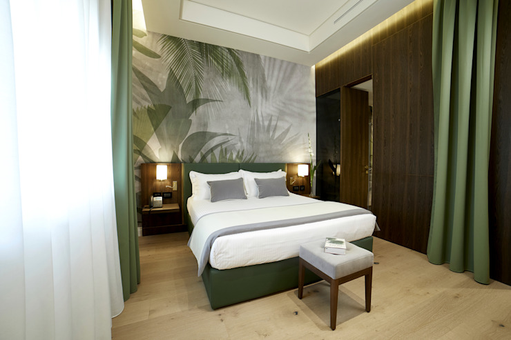 Camera Premium Studio Vesce Architettura Hotel moderni