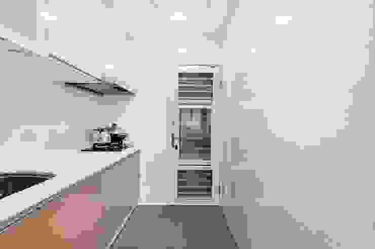 淡木色36坪收納宅 根據 好室佳室內設計