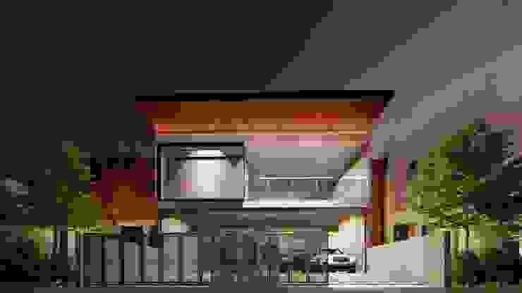 Pilotis House Oleh Aeternite
