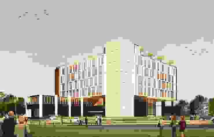 Koala Hotel:modern  oleh Aeternite, Modern