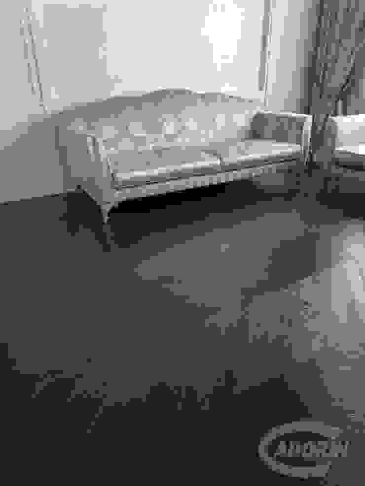 Oak wood floor in Wenge tone Cadorin Group Srl - Italian craftsmanship production Wood flooring and Coverings Floors Wood