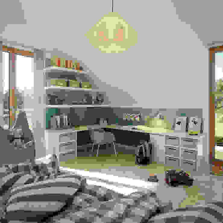 Sunshine 154 von Living Fertighaus GmbH Modern