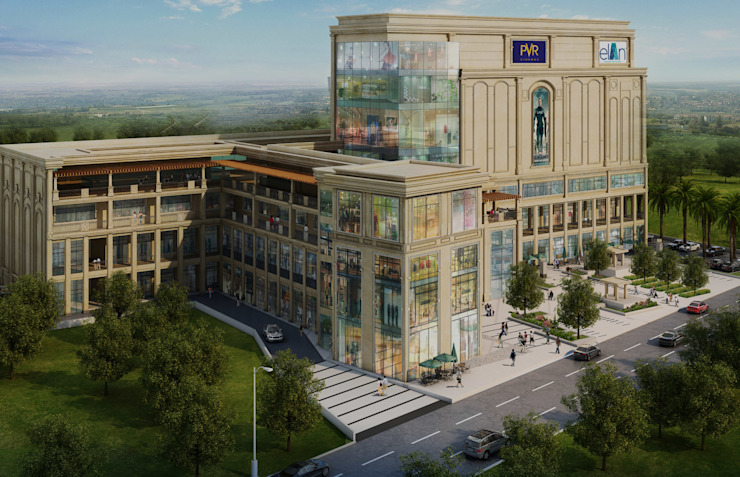 Elan Town Centre Gurgaon by TimesPro Consulting Classic