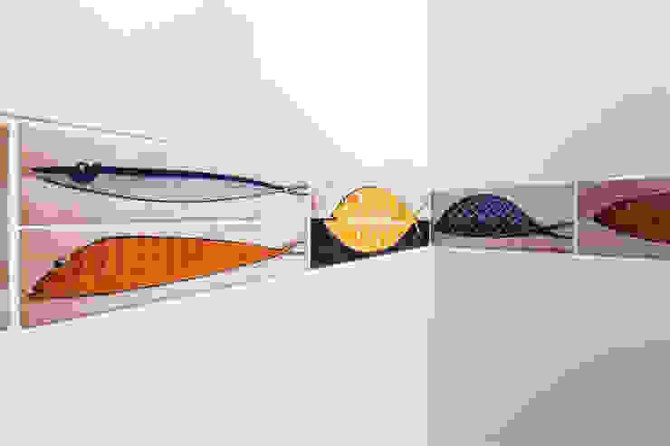 decorazione doccia di ADIdesign* studio Mediterraneo Ceramica