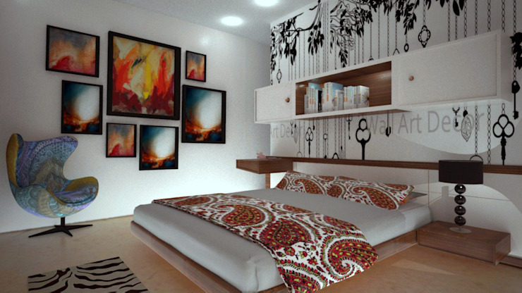Modern Interior Design Ideas By Architects In Navi Mumbai Homify Homify