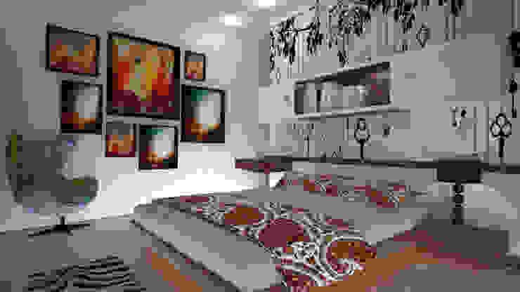 Moderne Schlafzimmer von Dezinebox Modern