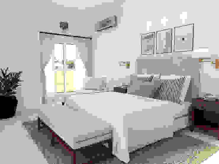 Obra Club de campo pueyrredón Dormitorios clásicos de Bhavana Clásico