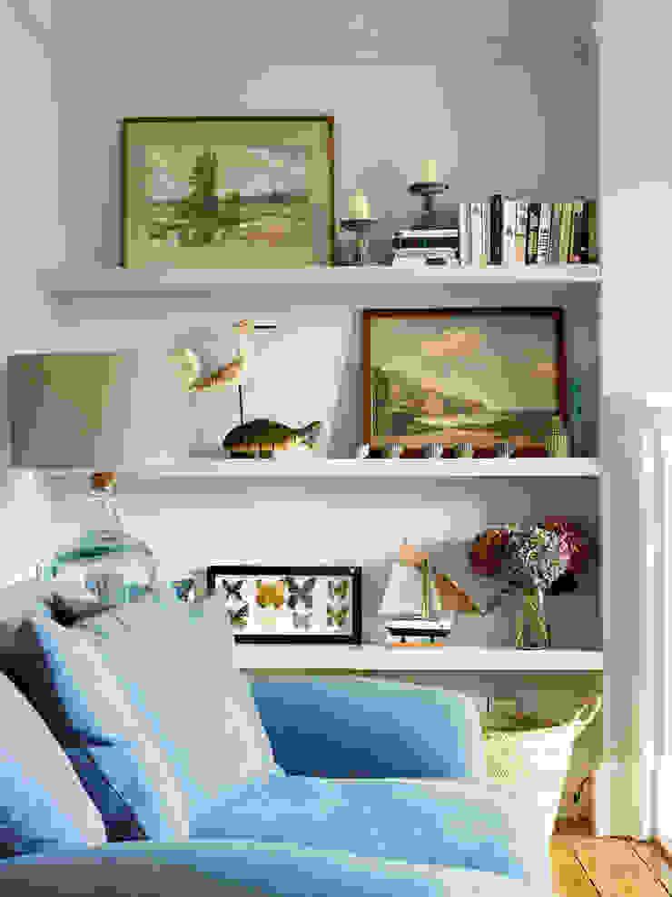 Southwold Coastal retreat Klassische Wohnzimmer von Imperfect Interiors Klassisch