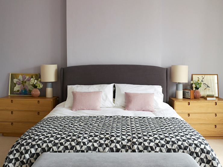 Southwold Coastal retreat Classic style bedroom by Imperfect Interiors Classic