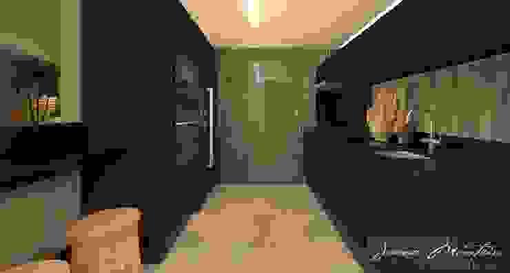 Projeto de Decoração Arquiteta Joana Monteiro Armários e bancadas de cozinha