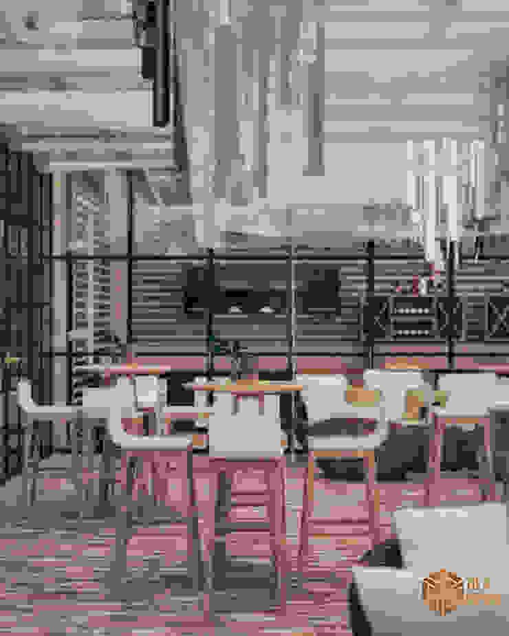 Beach Bar ( Concept ) Gastronomi Modern Oleh Tierbonavi Modern
