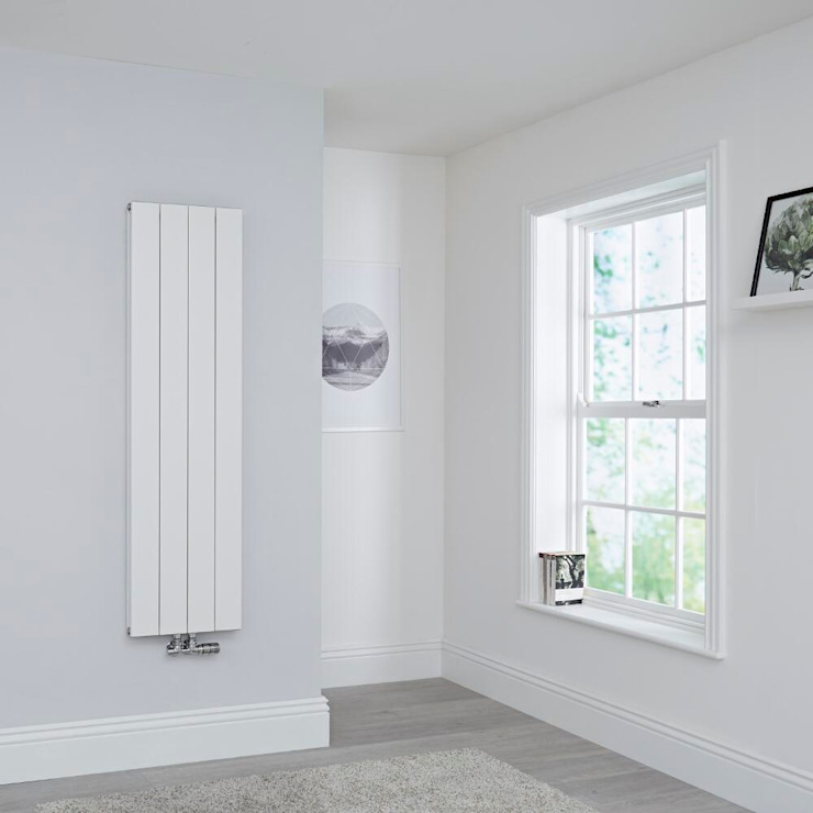 Milano Kit Double Panel Aluminium Radiator BestHeating UK HogarAccesorios y decoración
