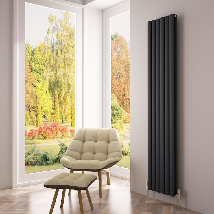 Milano Aruba Ayre - Aluminium Designer Radiator BestHeating UK MaisonAccessoires & décoration