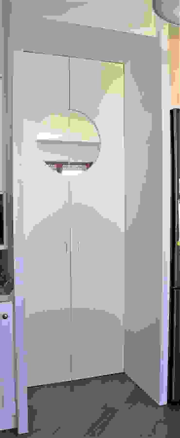 HBstudio Inside doors Wood White