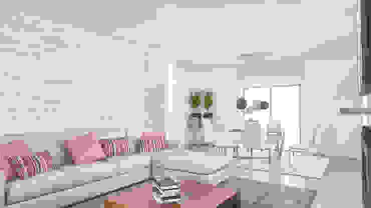 โดย MY STUDIO HOME - Design de Interiores คลาสสิค